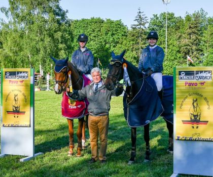 Mylen Kruse und Michelle Mielke qualifiziert