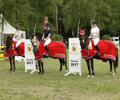 Hanna Schreyer qualifiziert für Finale der Future-Pony-Challenge