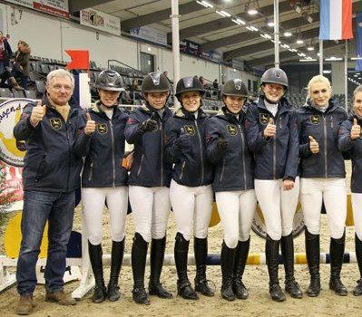 Jugend-Challenge Erfolg: Mylen Kruse und Michelle Mielke holten sich mehrere Top-Platzierungen