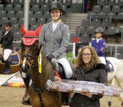 Jugend-Challenge Erfolg: Hanna Schreyer gewinnt Sichtung