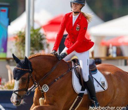 Future Champions Hagen: Mylen Kruse gewinnt Großen Preis
