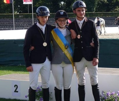 Gold und Bronze bei den Landesmeisterschaften für Hanna Schreyer und Michelle Mielke