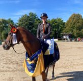 Hanna Schreyer gewinnt Silber bei den Deutschen Jugendmeisterschaften