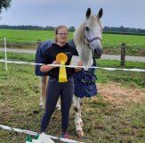 Sieg für Lena Brand und Moonshadow auf 75 km